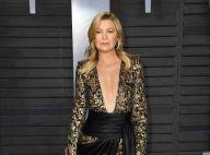 Ellen Pompeo très décolletée devant Paris Jackson et Miley Cyrus glamour