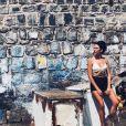 Delphine Wespiser au Cap Vert, mars 2018, Instagram