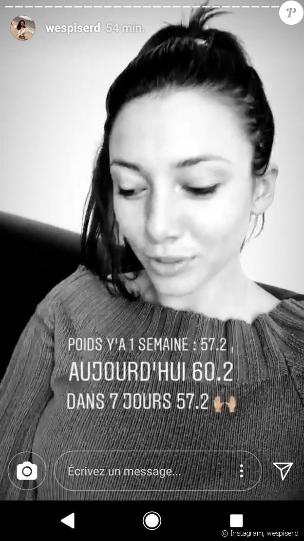 Delphine Wespieser - Instagram, 7 mars 2018