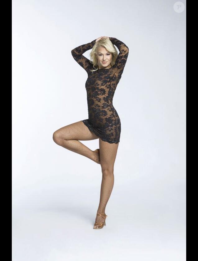 """Photo officielle de Katrina Patchett pour """"Danse avec les stars 8"""", TF1"""