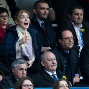 XV de France : Julie Gayet complice amoureuse et survoltée de François Hollande