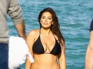 Ashley Graham : Torride en maillot, elle embrase la Toile !
