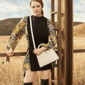 Emma Stone : L'égérie de Louis Vuitton, stylée en plein désert