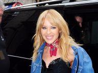 """Kylie Minogue, un sex symbol : """"Je suis encore sexuellement active, alors oui"""""""