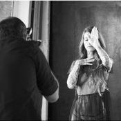 Nikos Aliagas et Fanny Maurer : Leur shooting de nu artistique se dévoile