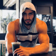 Sam Asghari. 2018.