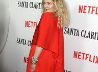 """Drew Barrymore n'est pas enceinte, elle est """"juste grosse"""""""