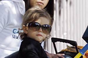 Kingston, le fils de Gwen Stefani, se la joue... superstar !