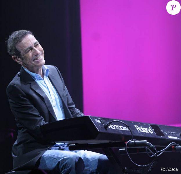 Alain Chamfort a composé pour le projet de comédie musicale Yves Saint Laurent