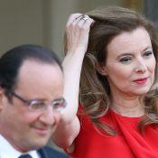 Valérie Trierweiler : Des traces de sa colère à l'Elysée ?