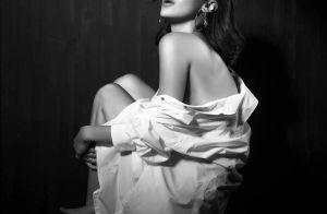 Bella Hadid : De retour à Paris et topless sur Instagram