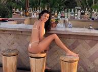 Kourtney Kardashian torride : A califourchon sur son chéri Younes Bendjima
