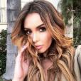 Nabilla Benattia à Los Angeles. Mars 2018.