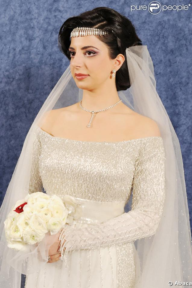 Hind Hariri, fille de Rafik Hariri