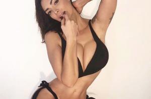 Émilie Nef Naf – Ses fesses et ses seins retouchés :