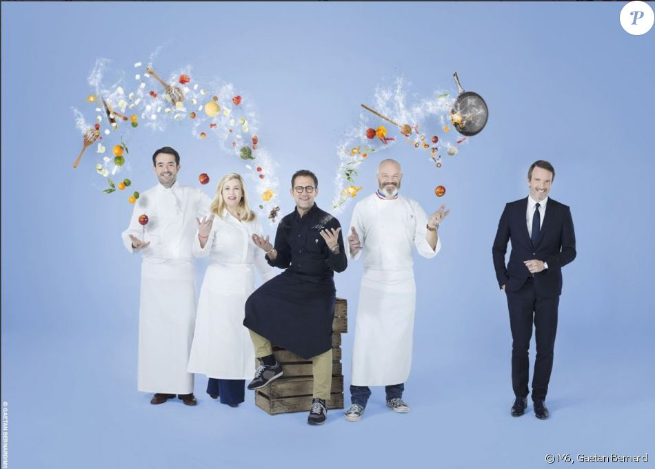 """Top Chef 2018"", photo officielle"