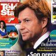 "Magazine ""Télé Star"", en kiosques lundi 16 avril 2018."