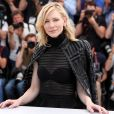 "Cate Blanchett - Photocall du film ""Carol"" lors du 68e Festival International du Film de Cannes, le 17 mai 2015"