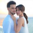 """Billy Crawford et Coleen Garcia se sont dit """"oui"""" ce 20 avril 2018 sur une île des Philippines."""