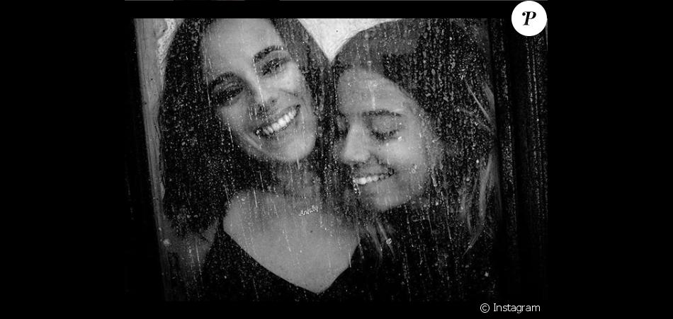 Alizée et Annily complices, le 22 avril 2018.