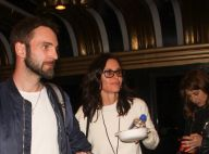 Courteney Cox : Radieuse au bras de son chéri Johnny McDaid