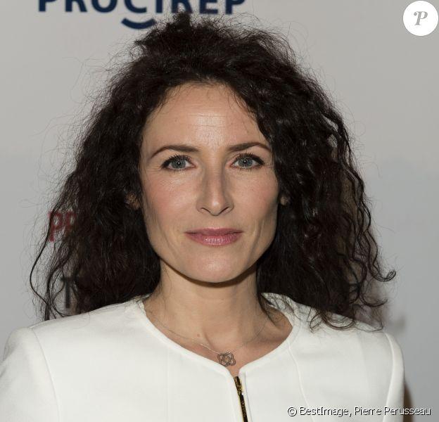 Elsa Lunghini - 24ème édition du Prix du Producteur Français de Télévision au Trianon à Paris, le 26 mars 2018. Pierre Perusseau/Bestimage