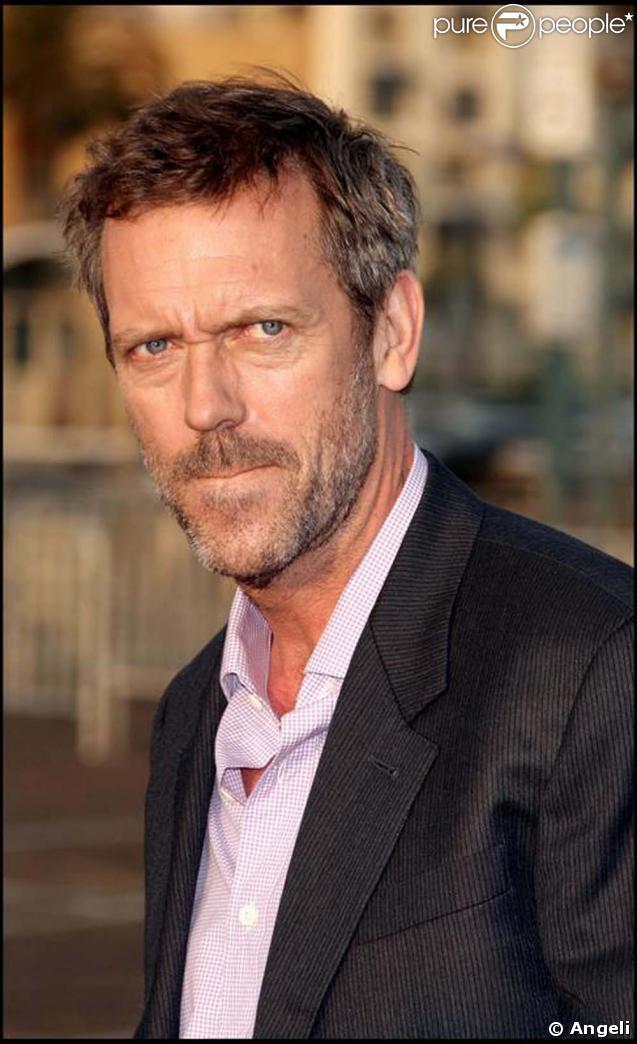 Hugh Laurie, plus de 6 millions de fans pour notre  Dr House  !