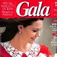 Couverture du magazine Gala en kiosques le 2 mai 2018