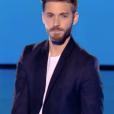 Petit Green dans The Voice 7 sur TF1, le 31 mars 2018.