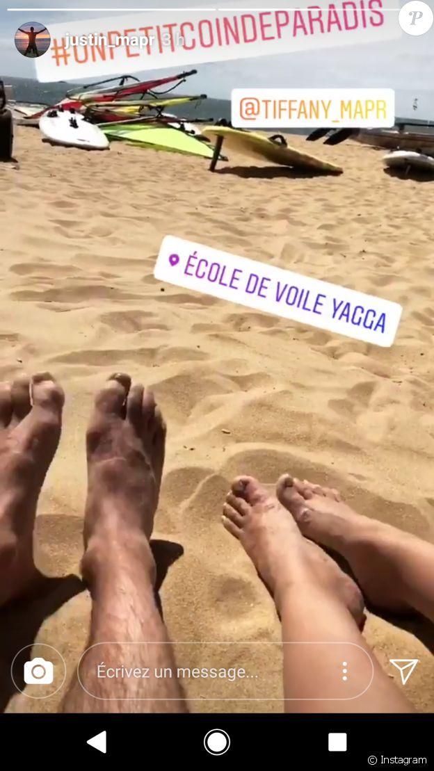 """Tiffany et Justine de """"Mariés au premier regard"""", Instagram, 8 mai 2018"""