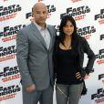 Vin Diesel pour Fast and Furious 4 avec Michelle Rodriguez