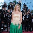 """Julie Gayet - Montée des marches du film """"Les Eternels"""" lors du 71e Festival International du Film de Cannes. Le 11 mai 2018 © Borde-Jacovides-Moreau/Bestimage"""
