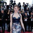 """Deborah François - Montée des marches du film """" Les Eternels """" lors du 71ème Festival International du Film de Cannes. Le 11 mai 2018 © Borde-Jacovides-Moreau/Bestimage"""
