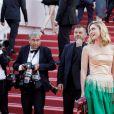 Julie Gayet - Montée des marches du film «Les Eternels» lors du 71ème Festival International du Film de Cannes. Le 11 mai 2018 © Borde-Jacovides-Moreau/Bestimage  Red carpet for the movie «Ash Is The Purest White» during the 71th Cannes International Film festival. On may 11th 201811/05/2018 - Cannes