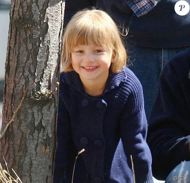 Matilda, la fille de Heath Ledger est juste adorable !
