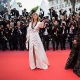 "Petra Nemcova et Alessandra Ambrosio (Bijoux de Grisogono) - Montée des marches du film "" Blackkklansman "" lors du 71ème Festival International du Film de Cannes. Le 14 mai 2018 © Borde-Jacovides-Moreau/Bestimage"