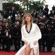"""Petra Nemcova - Montée des marches du film """"Blackkklansman"""" lors du 71ème Festival International du Film de Cannes. Le 14 mai 2018."""