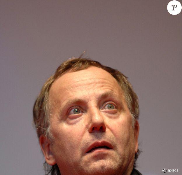 fabrice Luchini président du Festival de l'Alpe d'Huez