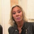 """Anne-Catherine, le sosie non-officiel de Brigitte Macron dans """"Un dîner presque parfait"""" sur W9 le 14 mai 2018."""
