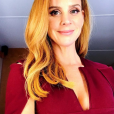 Sarah Rafferty. Avril 2018.