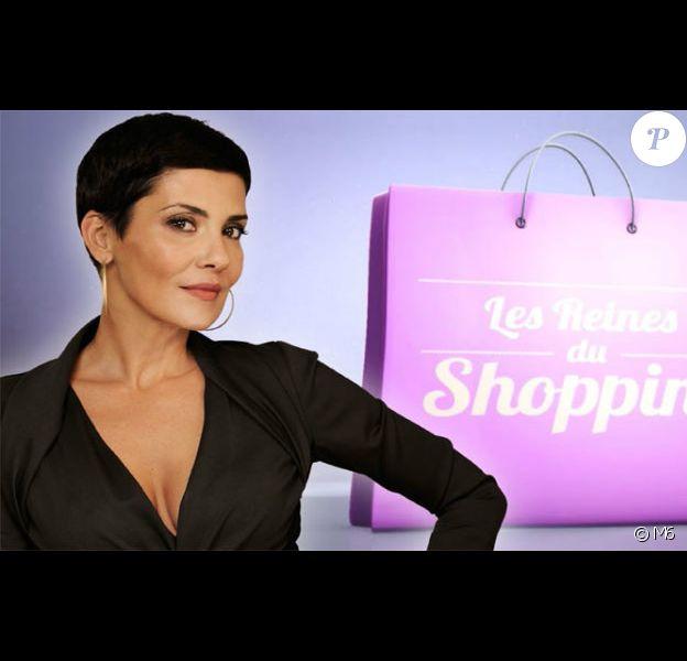"""""""Les Reines du shopping"""", émission présentée par Cristina Cordula du lundi au vendredi à 17h30 sur M6."""