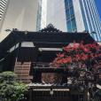 En voyage au Japon, Clara Morgane dévoile une nouvelle expérience de bondage, ce 16 mai 2018.
