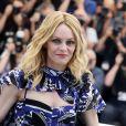 """Vanessa Paradis - Photocall du film """"Un couteau dans le coeur"""" lors du 71ème Festival International du Film de Cannes le 18 mai 2018. Moreau-Jacovides-Borde/Bestimage"""