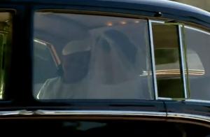 Meghan Markle dans sa robe de mariée Givenchy : l'émotion du prince Harry...