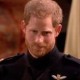 Le prince Harry était très ému en découvrant Meghan Markle dans sa robe de mariée signée Clare Waight Keller pour Givenchy le 19 mai 2018 à Windsor pour son mariage avec le prince Harry.