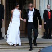 Meghan Markle et Harry mariés : 2e robe et bague de Diana, joie à Frogmore House