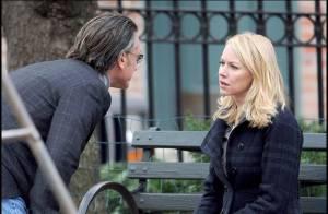 Quand Sean Penn et Naomi Watts tournent ensemble... le fils de la belle blonde n'est jamais loin !