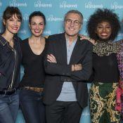 Cristiana Reali et Francis Huster : Les ex réunis pour Laurent Ruquier