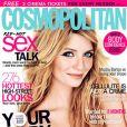 Mischa Barton en couverture du Cosmopolitan Uk du mois de mai