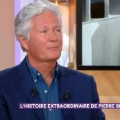 Mort de Pierre Bellemare : Son fils Pierre Dhostel craque en direct...